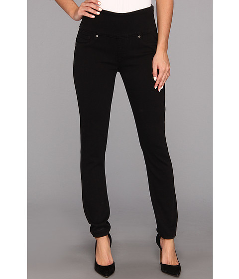 Spanx - Skinny Jeans (Black) Women's Casual Pants