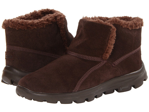 SKECHERS Performance - On the GO Chugga (Chocolate) Women's Pull-on Boots