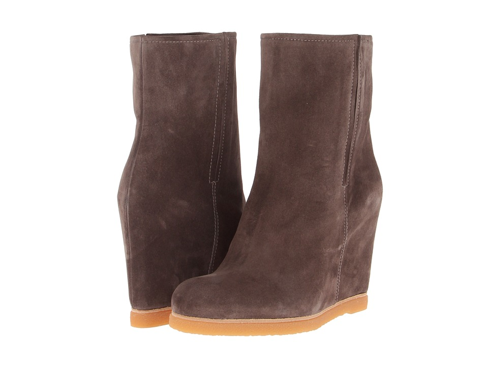 Stuart Weitzman - Bootscout (Seal Velour) Women's Pull-on Boots