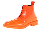 Vivienne Westwood - Plastic Brogue Boot (Orange) - Footwear