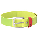 Volcom - Creature Belt (Big Kids) (Lime) - Apparel