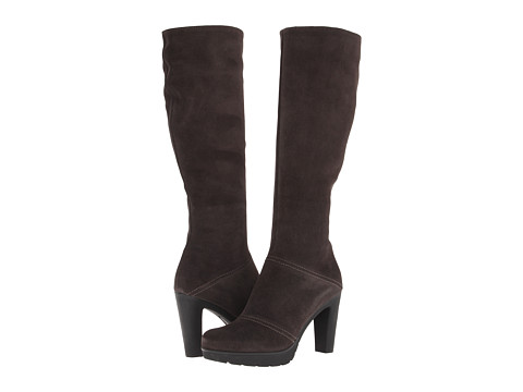 La Canadienne - Martine (Moka Suede) Women's Boots