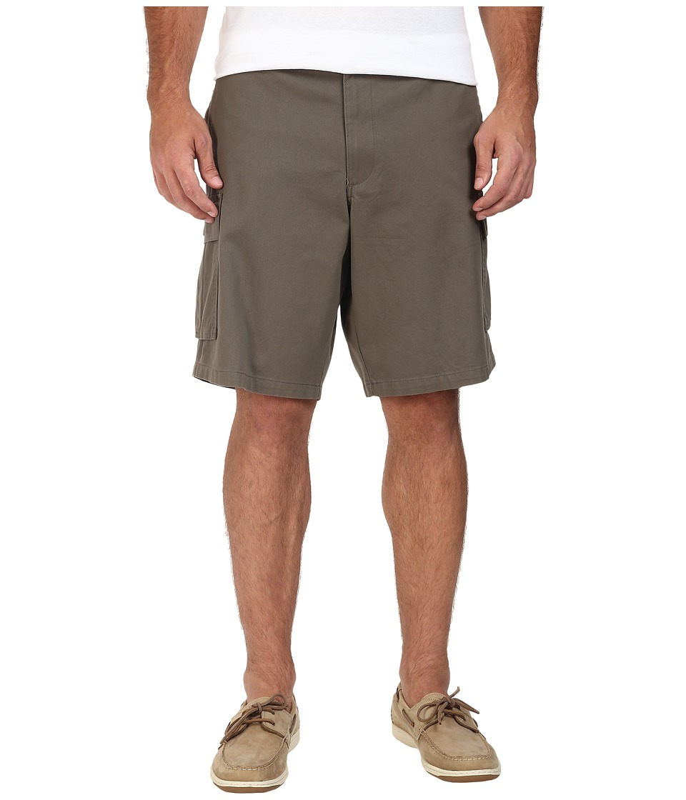 Dockers Big & Tall - Big Tall Cargo Shorts (Oregano) Men's Shorts