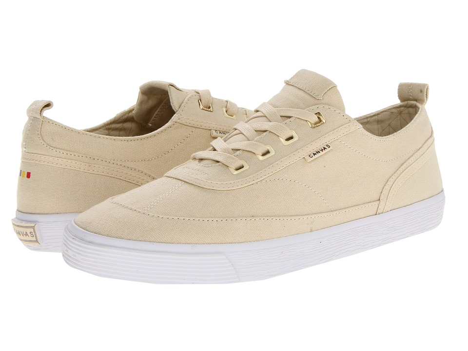 Project Canvas - Mono Low (Tan) Skate Shoes