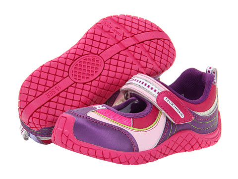 Tsukihoshi Kids - Natsu (Toddler/Little Kid) (Purple/Pink) Girls Shoes