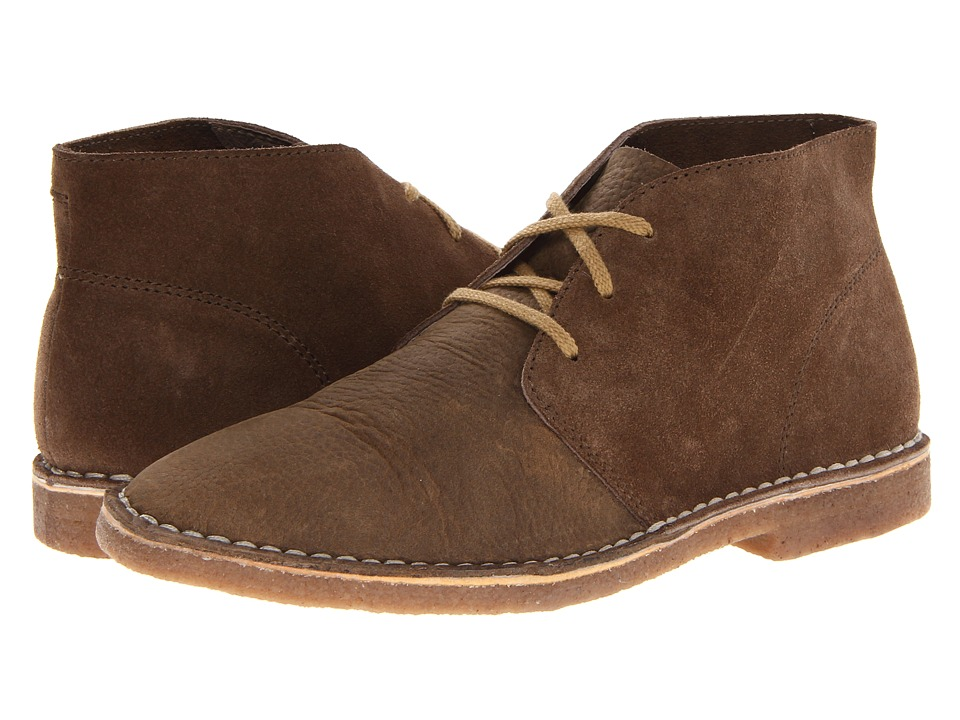 SeaVees 12/67 3 Eye Chukka (Sage Tumbled Leather/Suede) Men