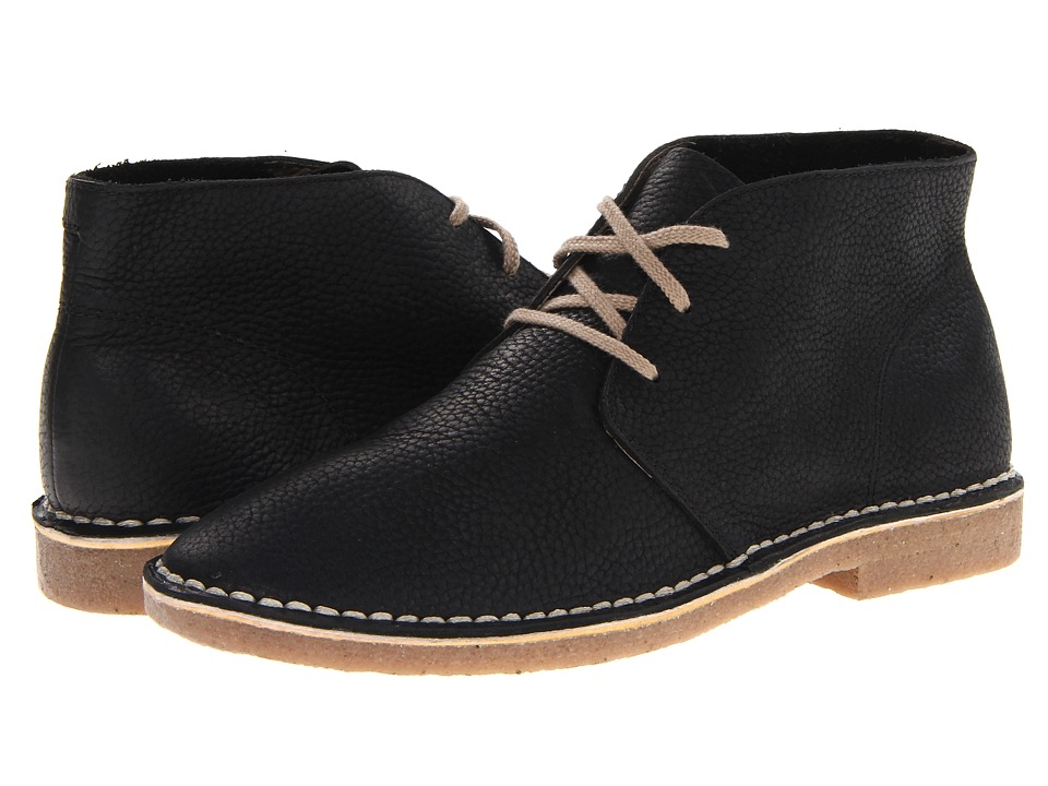 SeaVees - 12/67 3 Eye Chukka (Thunder Tumbled Leather) Men