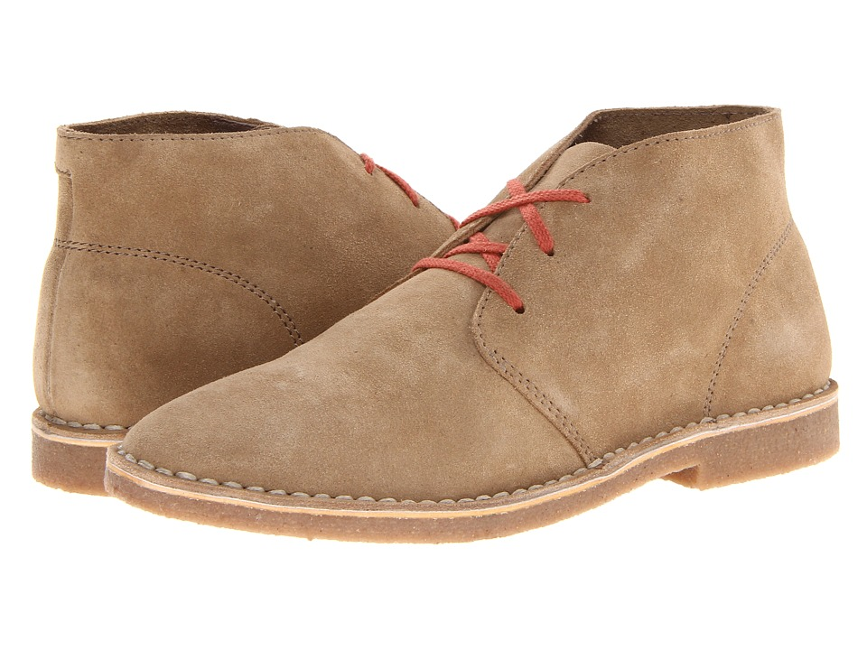 SeaVees - 12/67 3 Eye Chukka (Sand Suede) Men