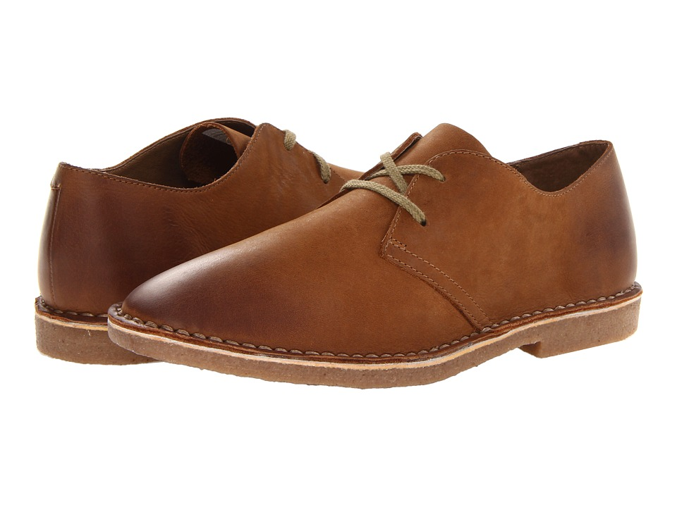 SeaVees - 10/60 Buck (Bourbon Brown Antiqued Leather) Men