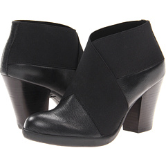 Kenneth Cole Reaction Love Life (Black Leather) Footwear
