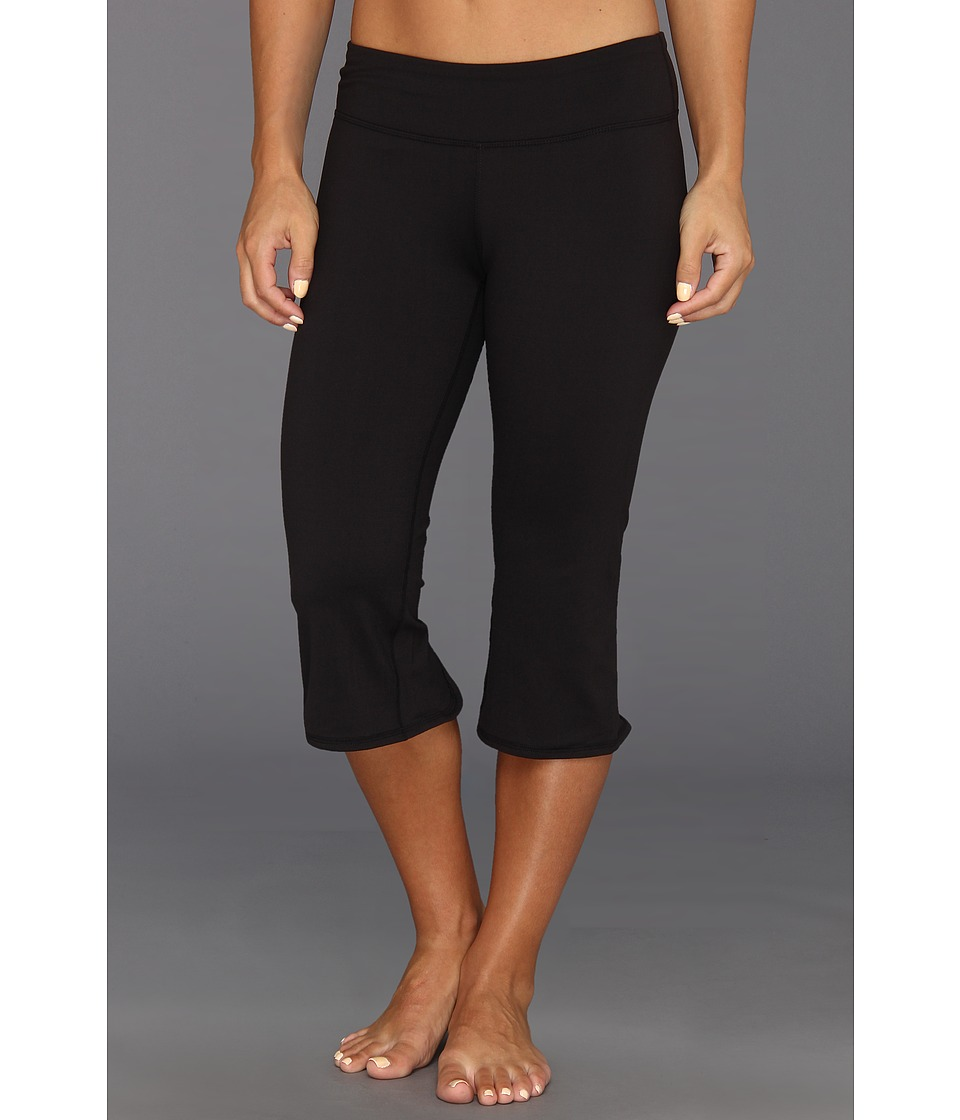 Soybu - Lotus Capri (Black) Women's Capri