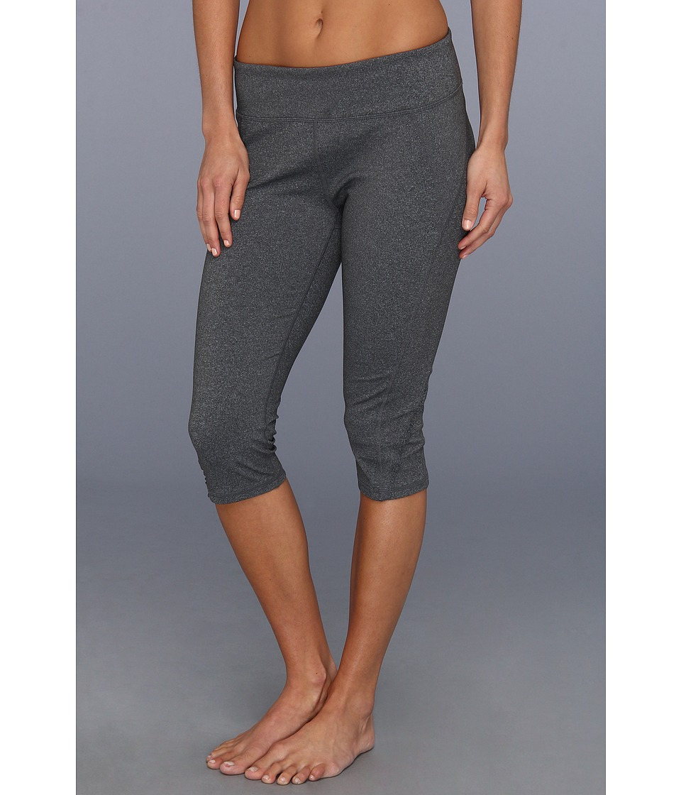 Soybu - Killer Caboose Crop Pant (Charcoal) Women's Workout
