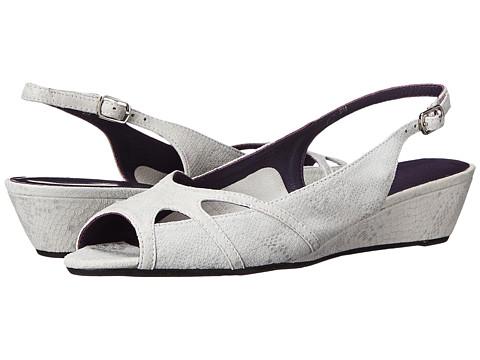 Womens Sandals Vaneli Ertha White Pito Print
