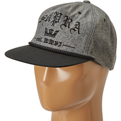SALE! $16.99 - Save $13 on Supra Olde Slider (Charcoal Heather) Hats - 43.37% OFF $30.00