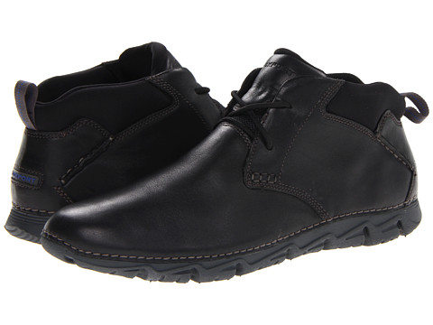 Rockport - RocSports Lite 2 Chukka (Black) Men