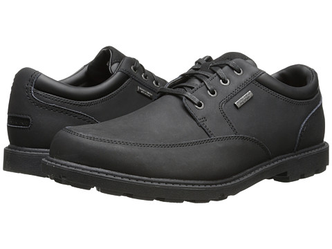 Rockport - Rugged Bucks Waterproof Mudguard (Black) Men