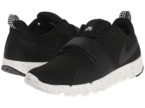 online store e24cf 9f4b7 UPC 091202057596 product image for Nike SB Trainerendor (Black Black Black)  Men s ...