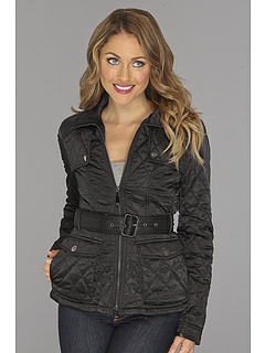 SALE! $61.99 - Save $74 on Vince Camuto Quilted Jacket E8741 (Black) Apparel - 54.42% OFF $136.00