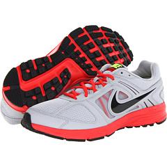 Nike Air Relentless 3 (Wolf Grey/Challenge Red/Volt/Black) Men's Running Shoes
