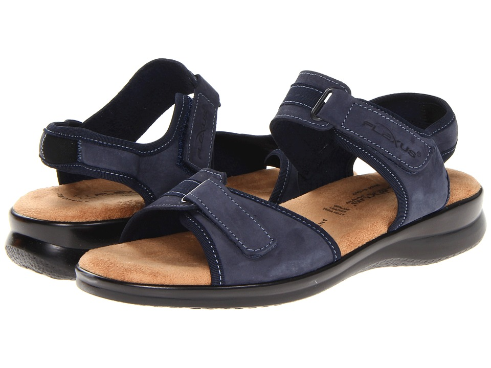 Flexus - Danila (Denim) Women's Sandals