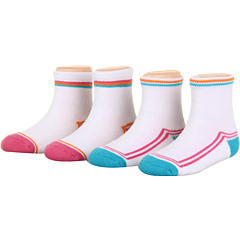 SALE! $9.99 - Save $10 on Robeez 4pk Bootie Socks Athletic (Infant) (Multi) Footwear - 49.92% OFF $19.95