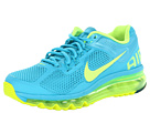 Nike - Air Max + 2013 (Gamma Blue/Volt) - Footwear