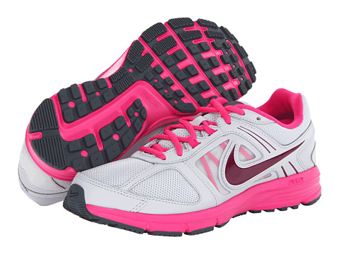 Nike Air Relentless 3 (Pure Platinum/Pink Foil/Armory Slate/Raspberry Red) Women's Running Shoes
