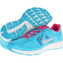 Nike Air Relentless 3 (Gamma Blue/Summit White/Pink Foil/Metallic Silver) Women's Running Shoes