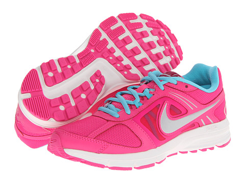 Nike Air Relentless 3 (Pink Foil/Summit White/Gamma Blue/Metallic Silver) Women's Running Shoes