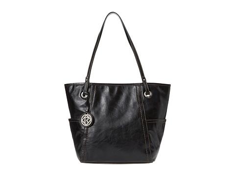 Relic - Heather Medium Tote (Black) Tote Handbags