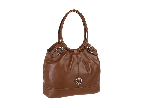 Relic - Bleeker Ring Shopper (Brown) Tote Handbags