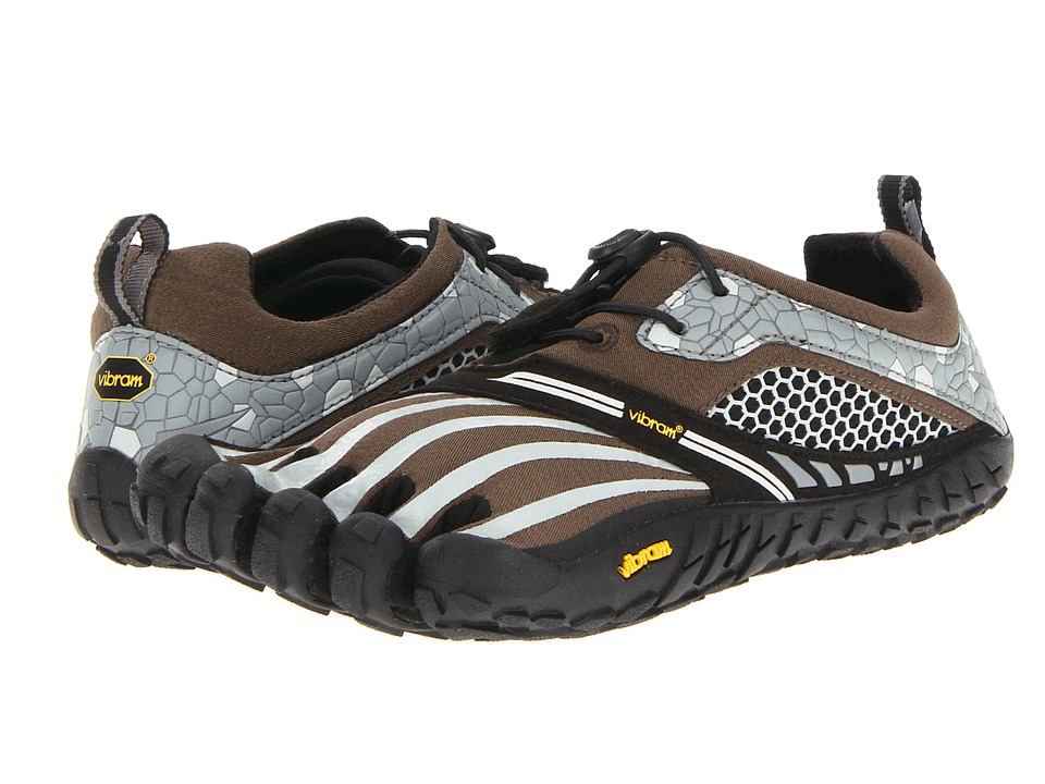 Vibram FiveFingers - Spyridon LS (Military Green/Grey/Black) Women's Shoes
