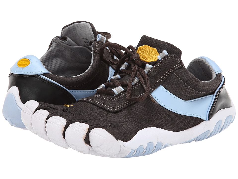 Vibram FiveFingers - Speed XC (Black/Light Blue/White) Women's Shoes
