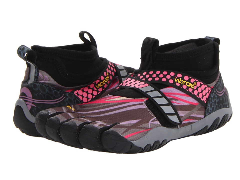 Vibram FiveFingers Lontra (Grey/Pink/Black) Women