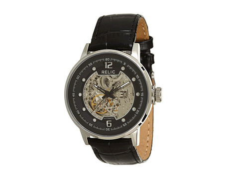 Relic - Automatic (Black/Steel) Watches