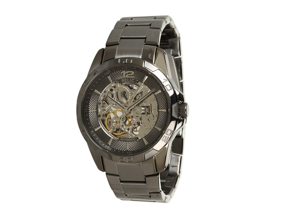 Relic - Automatic (Gunmetal) Watches