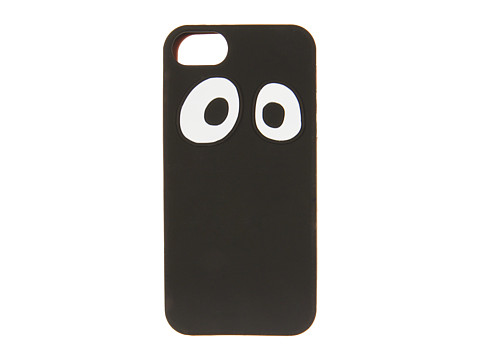Jack Spade - Googly Eyes Case (Black) Cell Phone Case