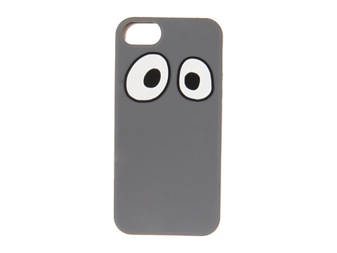 Jack Spade - Googly Eyes Case (Grey) Cell Phone Case