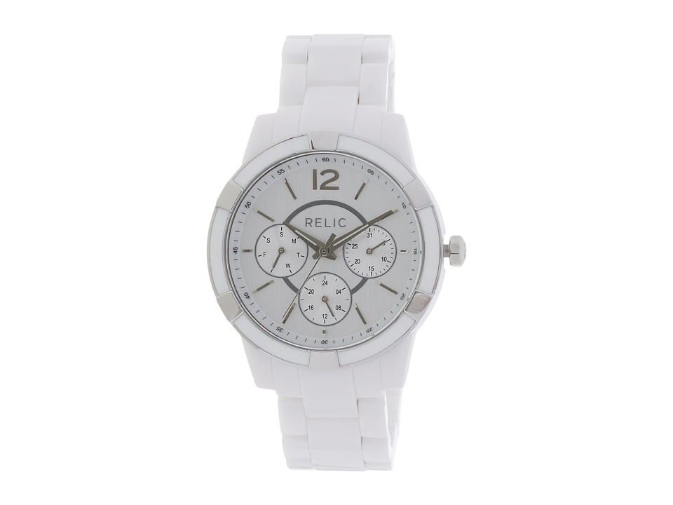 Relic - Payton (White) Analog Watches