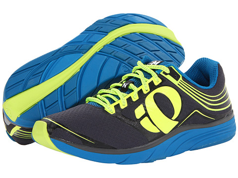 Pearl Izumi - Em Road N 2 (Black/Mykonos Blue) Men's Running Shoes