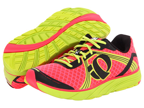 Pearl Izumi - Em Road H 3 (Electric Pink/Lime) Women