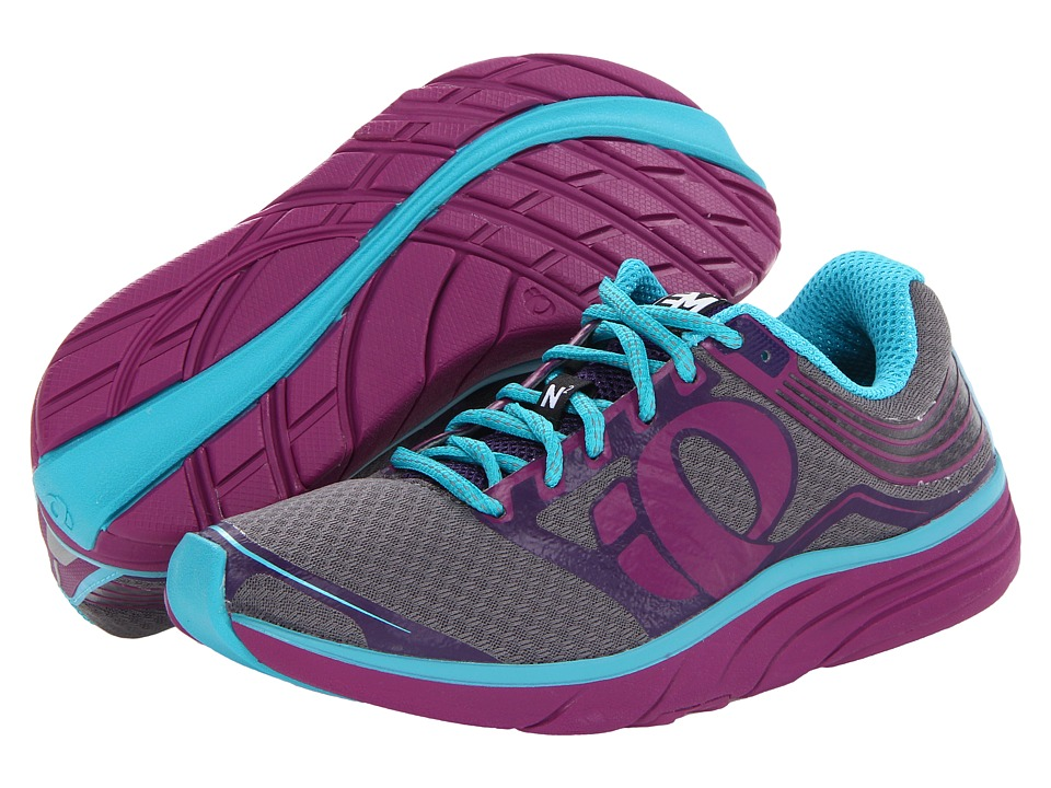 Pearl Izumi - Em Road N 2 (Orchid/Blackberry) Women's Running Shoes