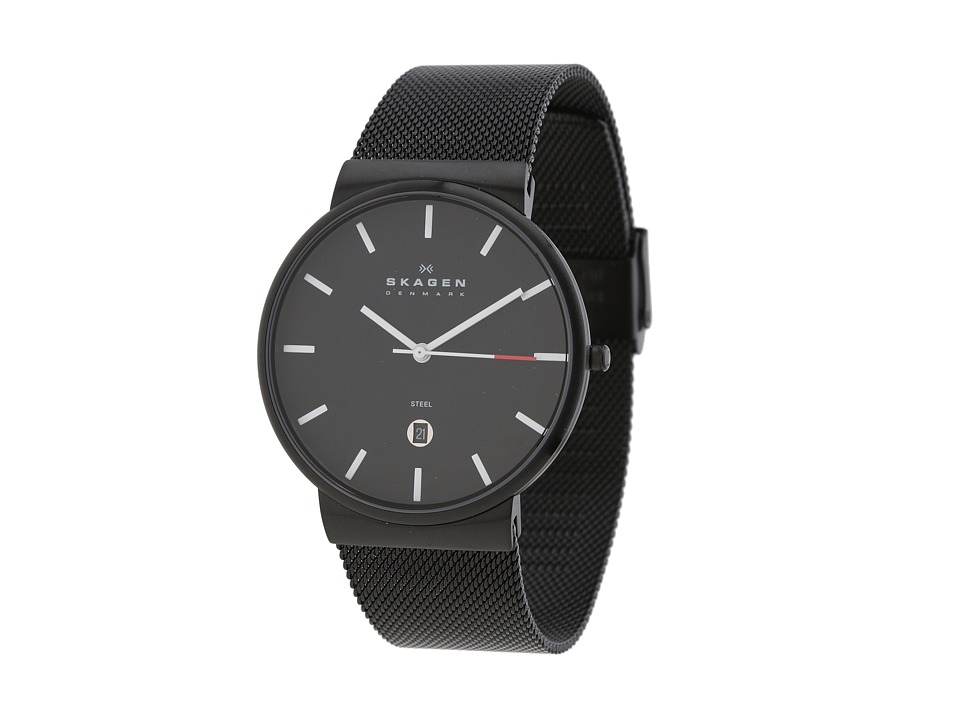 Skagen - Skagen Classics SKW6053 (Black) Watches