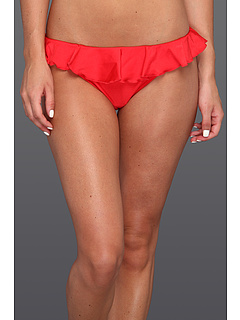 SALE! $14.99 - Save $39 on Seafolly Shimmer Hipster Pant w Frill (Salsa) Apparel - 71.98% OFF $53.50