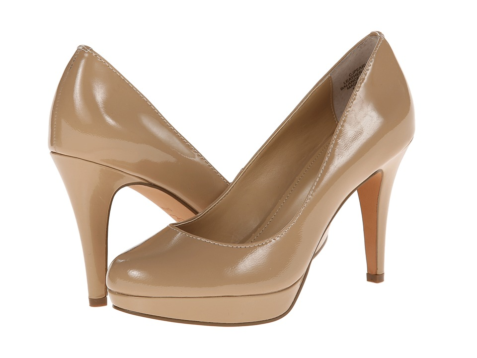 Circa Joan & David - Pearly (Light Natural Patent) High Heels