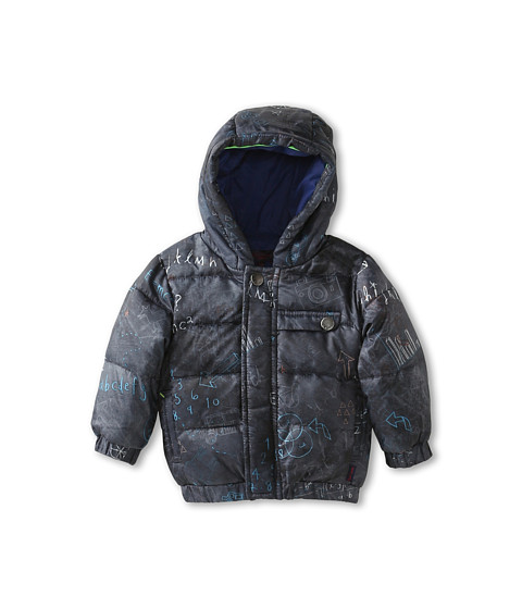 Paul Smith Junior - Eckhart Jacket (Infant) (Ink Blue) Boy's Coat