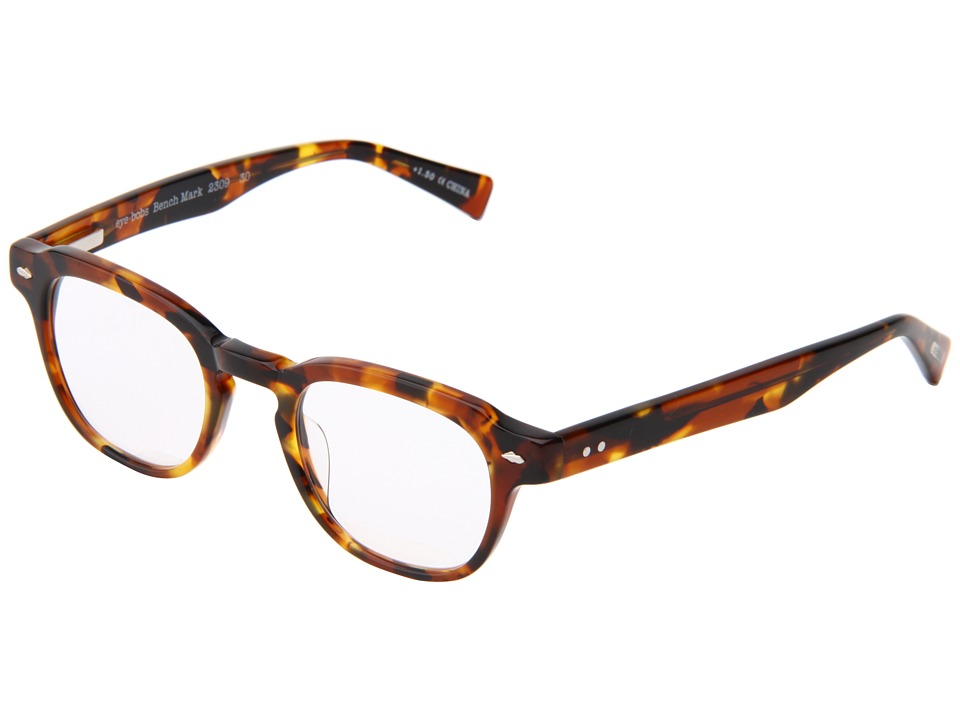 eyebobs - Bench Mark Readers (Tortoise) Reading Glasses Sunglasses