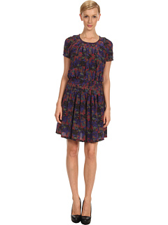 SALE! $324.99 - Save $265 on ZAC Zac Posen ZP 28 5007 14 (Mulberry Multi) Apparel - 44.92% OFF $590.00