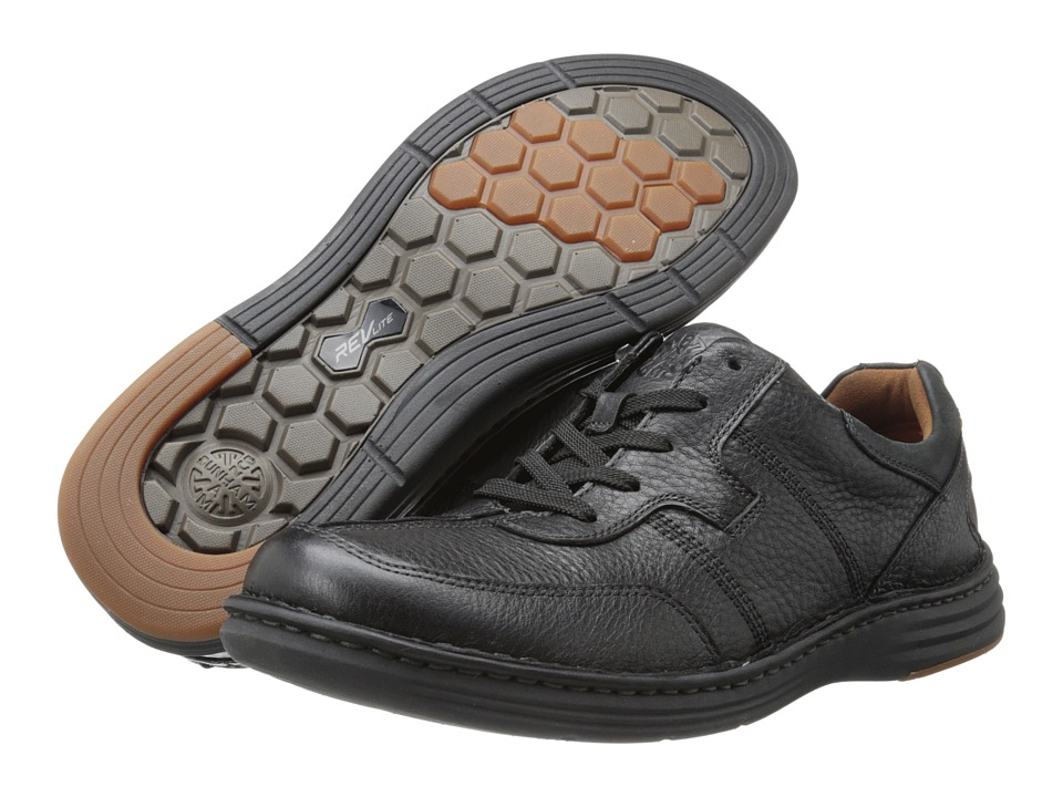 Dunham - REVCoast Split Toe Oxford (Black) Men