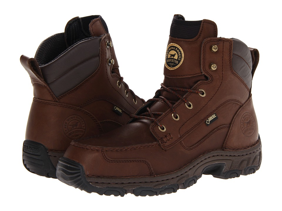 Irish Setter - Havoc 7 Boot (Brown) Men's Work Boots